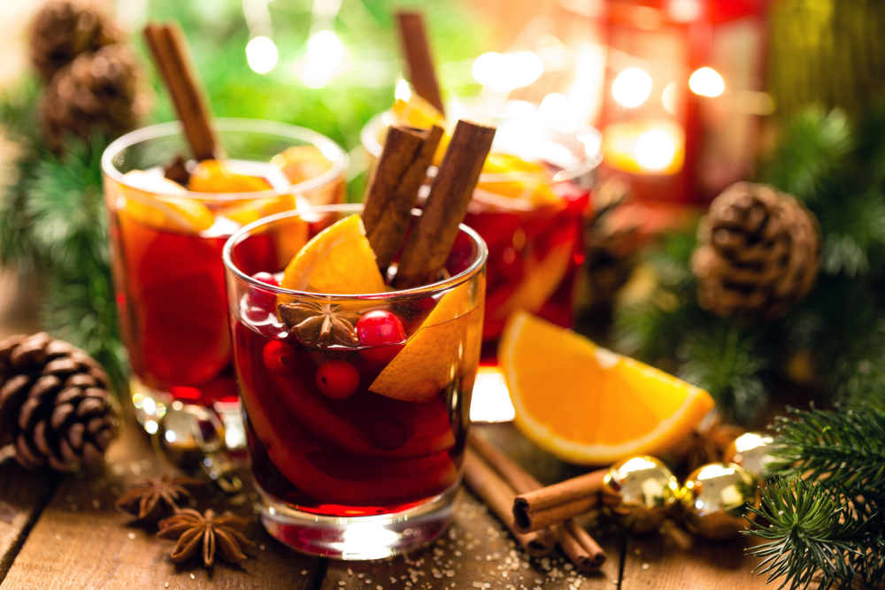 Drinks that Will Keep You Warm This Winter